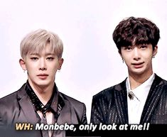 MONSTA X MEMES — m-onstax: a mess, as always