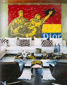 Elton John Residence Martyn Lawrence Bullard Interior Designer Blog