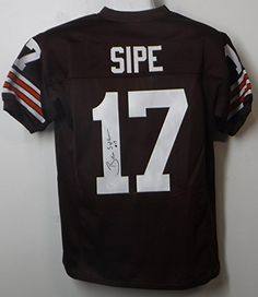 Brian Sipe Cleveland Browns Jerseys