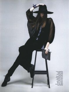 Revista Elle Brasil - Vestido Inverno 14 - lancaperfume.com.br
