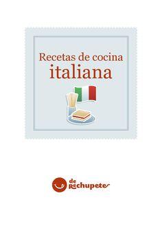 Recetas cocina italiana web by Edurne Arcaute - issuu