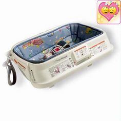 CC2403FOF Features: -Ride infant car bed. -Five-degree #surface raises infant's head to facilitate breathing. -Patented wrap-around harness. -Fabric harness cush...