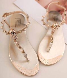 sandals :)