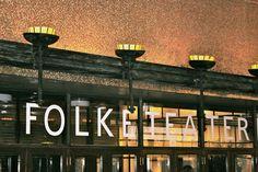 Folketeater/Operapassasjen #Oslo