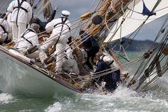 2010 British Classic Yacht Club Panerai Cowes Regatta, photo by Mark Lloyd.