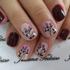 Summer Nails, Nailart, Nail Designs, Hair Beauty, Makeup, Bridal Nail Design, Flower Nails, Nail Design, Nail Art