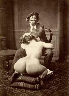 sesso orale vintage