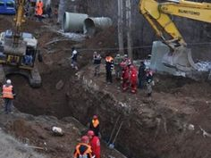 Göçükte 3 işçi hayatını kaybetti