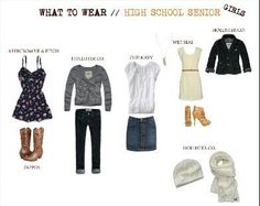 Back to school clothes! Love it