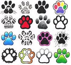 Image result for wrist paw tattoos