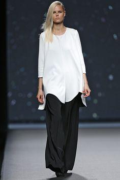 Madrid Fashion Week: Amaya Arzuaga: