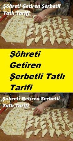 Turkish Recipes, Zucchini, Food And Drink, Desserts, Turkey Country, Bakken, Tailgate Desserts, Deserts, Postres