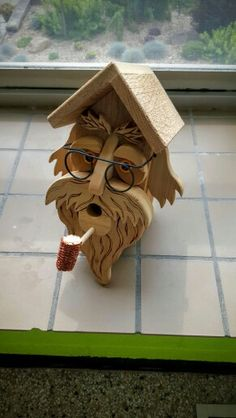 This guy would be great in my shade garden.  Would also make an interesting geocache.