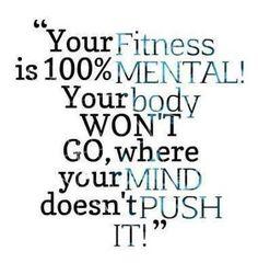 Keep that mental motivation up!  #motivation #keepgoing