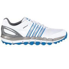 2015 Adidas Pure 360 Gripmore Sport Waterproof Golf Shoes White/Bahia Blue 9UK - http://on-line-kaufen.de/adidas/weiss-bahia-blue-2014-adidas-pure-360-gripmore-3