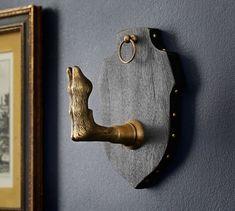 Ken Fulk Hoof Hook | Pottery Barn