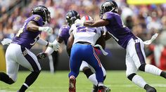 Game Recap: Ravens 13, Bills 7