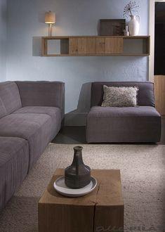 Elementen bank Pelle in stof kunt u zelf samenstellen - Woonwinkel Alle Pilat Cosy House, Couch, Living Room, Medieval Dress, Image Title, Furniture, Home Decor, Architecture, Interiors