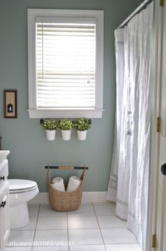 Holiday Ready Room Refresh. Bathroom Paint ColorsBehr ...