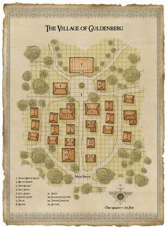 Guldenberg Village