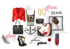 """""""glam!"""" by alexandraalyssapage on Polyvore"""