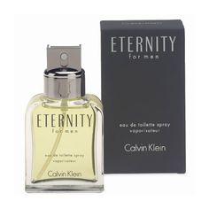 Calvin Klein Eternity Men's Cologne - Eau de Toilette, Multicolor
