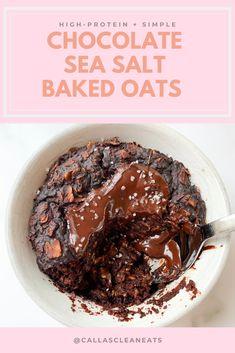 Oats Recipes, Baking Recipes, Snack Recipes, Dessert Recipes, Healthy Oatmeal Recipes, Desserts, Chocolate Oatmeal, Healthy Chocolate, Big Chocolate