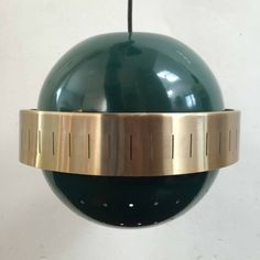 Located using retrostart.com > Space Age Hanging Lamp by Unknown Designer for Dijkstra Lampen