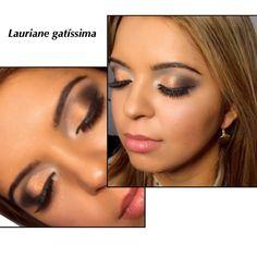 Golden eyeshadow Make-up Atelier Paris palette and Graffiti eyeshadow make-up Geek palette ✨✨✨