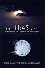 This new book by Joel and Brenda Blakely will help you recognize the urgency of the call upon us as we prepare for the midnight hour…  Learn more at New Christian Books Online Magazine.  $3.99  http://www.newchristianbooksonlinemagazine.com/store/products/the-1145-call-an-expository-bible-study-of-the-book-of-jude-epub/