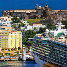 {See Pictures} Must go Destination! Discover the best activities in Puerto Rico, Snorkel and Picnic Cruise. Get a taste of Puerto Rico with this Article. Puerto Rico Usa, Puerto Rico Island, San Juan Puerto Rico, Cruise Vacation, Vacation Spots, Beautiful Islands, Beautiful Beaches, Old San Juan, Spanish Islands