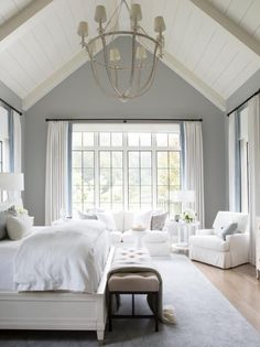 44 Modern And Simple Bedroom Design Ideas The post 44 Modern And Simple Bedroom Design Ideas & home/deco appeared first on Master bedroom ideas . Bedroom Retreat, Dream Bedroom, Home Bedroom, Modern Bedroom, Bedroom Ideas, Bedroom Inspo, Bedroom Interiors, Bedroom Furniture, Large Bedroom