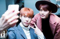 DOYOUNG & TAEIL - NCT 엔씨티 NCT U NCT 127