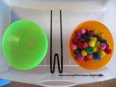 Nurturing the tender years: Montessori inspired workboxes