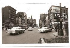 Main St., Buffalo, NY, 1960s