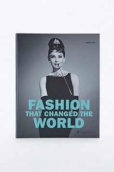 """Buch """"Fashion That Changed the World"""" - Urban Outfitters"""