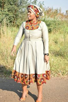 16 Best Xhosa Makoti Attire Images Traditional Outfits