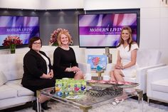 Modern Living with kathy ireland®: See How Glue Dots Are Fast Becoming The Best Adhesive Product on The Market