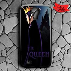 The Queen From Snow White Samsung Galaxy S4 Black Case