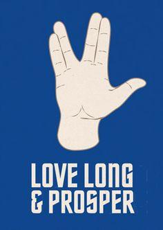 Love long and prosper