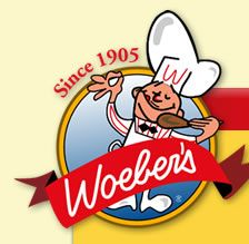 Woeber's Mustard, Sringfield Ohio. 3rd generation is running this company and if you have not tried their products your missing out! One of my first jobs. Working for Ray and Dick Woeber was a blast! Hope to see more products in Texas soon!