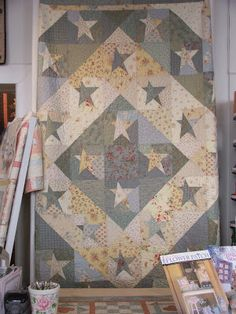 pattern from Buggy Barn