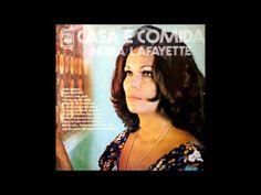 Nubia Lafayette - Casa e comida (LP Completo, 1972)