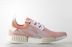 Adidas NMD_R1 Primeknit Red Camo - Womens WhiteSolar RedOff White being unfaithful limited offer,no taxes and free shipping.