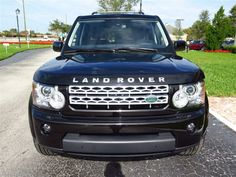 2013 LandRover LR4 HSELUX 4x4 HSE LUX 4dr SUV SUV 4 Doors Black for sale in Clearwater, FL Source: http://www.usedcarsgroup.com/used-landrover-for-sale-in-clearwater-fl