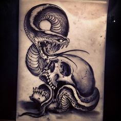 Artwork by Joao Bosco from The Family Business in London … currently guest … … - diy tattoo images Kunst Tattoos, Skull Tattoos, Black Tattoos, Body Art Tattoos, Skull Tattoo Design, Diy Tattoo, Tatoo Art, Tattoo Ideas, Tattoo Sketches