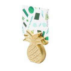 Prop up your latest polaroid, pictures and prints in fruity style with this Pineapple Photo Holder