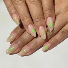 In search for some nail designs and ideas for your nails? Listed here is our list of must-try coffin acrylic nails for fashionable women. Nail Design Stiletto, Nail Design Glitter, Glitter Nails, Aycrlic Nails, Hair And Nails, Neon Nails, Neon Nail Art, Pink Nail Art, Nail Manicure