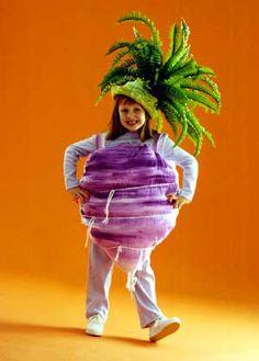 Turnip Costume