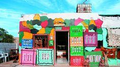 Shopping in Sal Rei, Cape Verde via firstchoice.co.uk